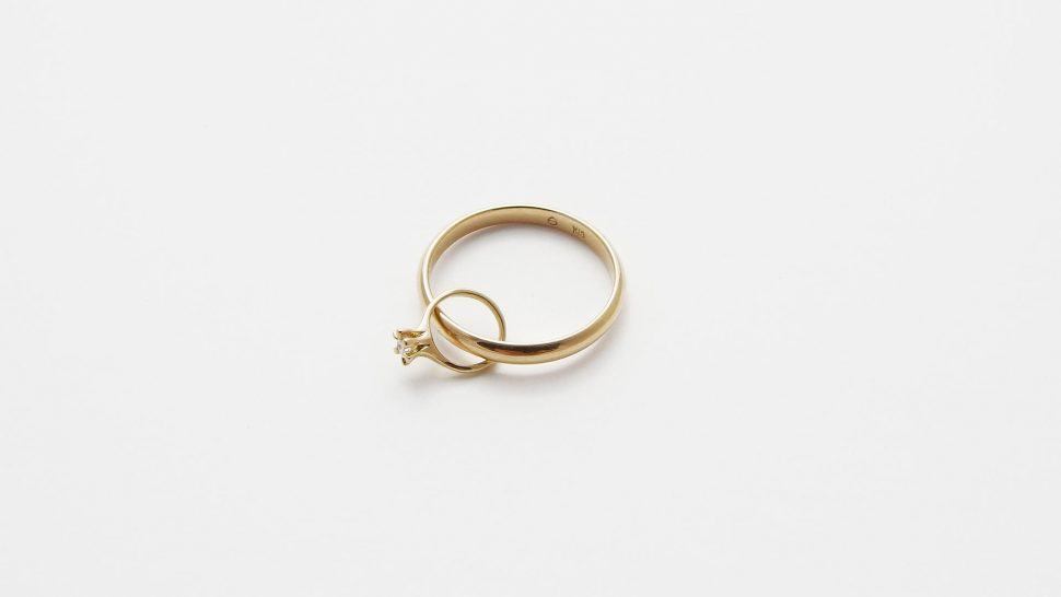 Akiko Kurihara — Sometimes a ring wants to wear a ring, too